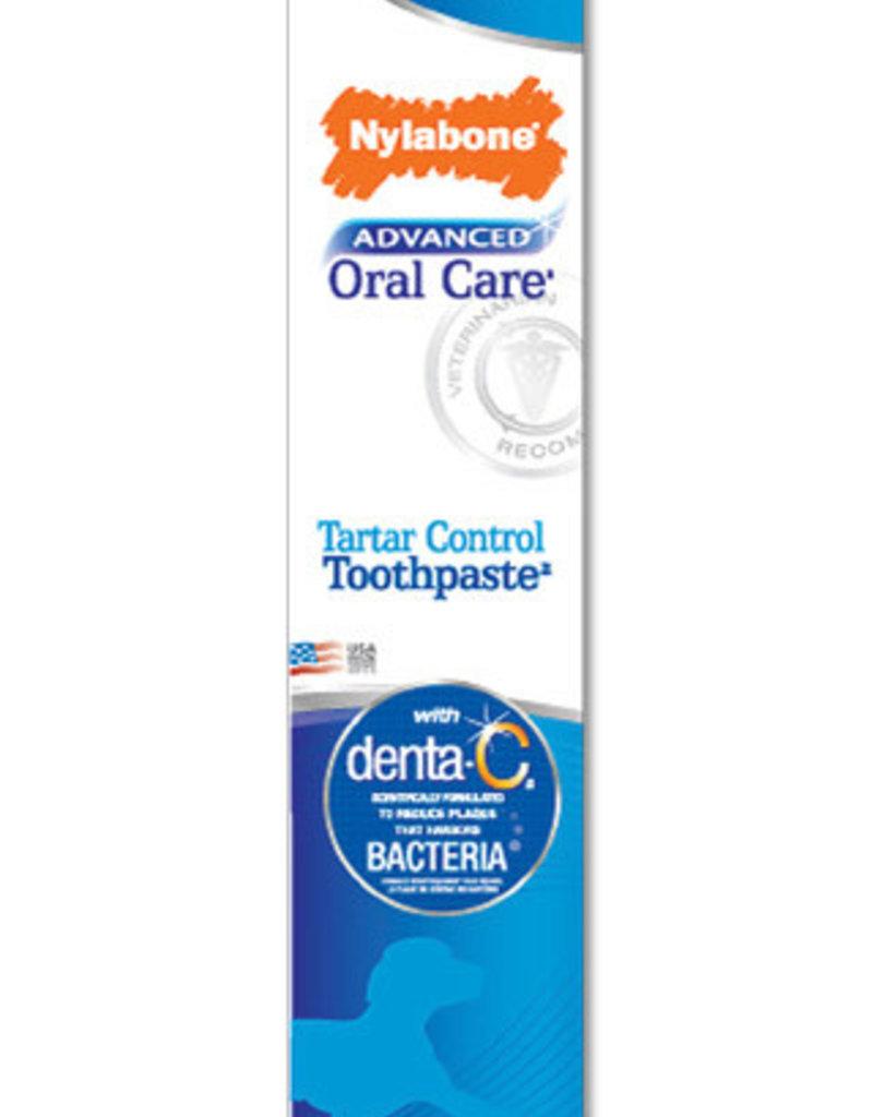 Nylabone NYLABONE Tartar Control Toothpaste Dog 2.5oz