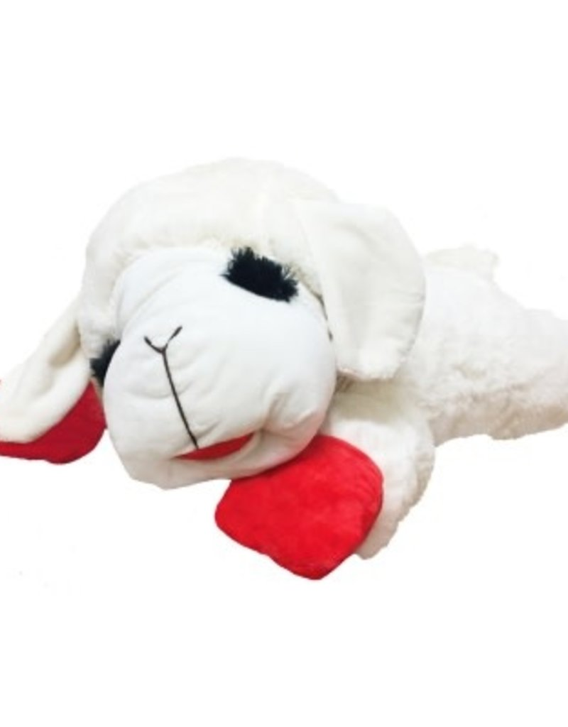 MultiPet Multipet Lamb Chop Dog Toy 6""