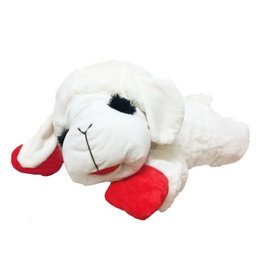 MultiPet Multipet Lamb Chop Dog Toy 10""