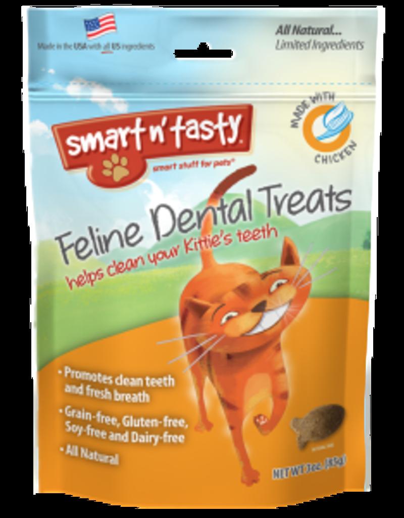 Emerald Pet EMERALD Cat Dental Treats Chicken 3oz