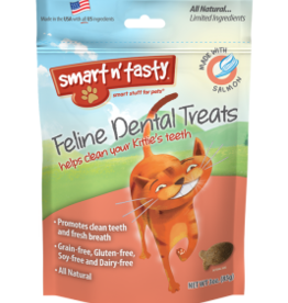 Emerald Pet EMERALD Cat Dental Treats Salmon 3oz