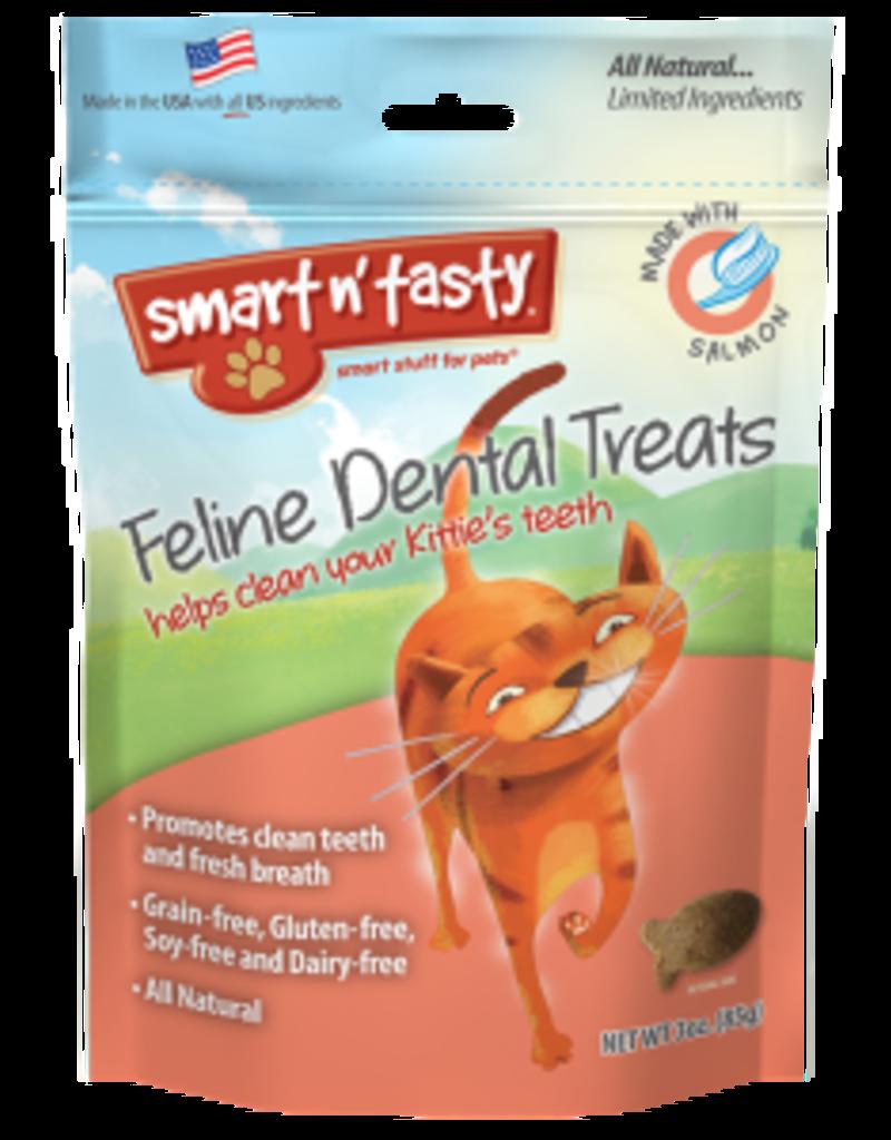 Emerald Pet EMERALD Cat Dental Treats Salmon 3oz