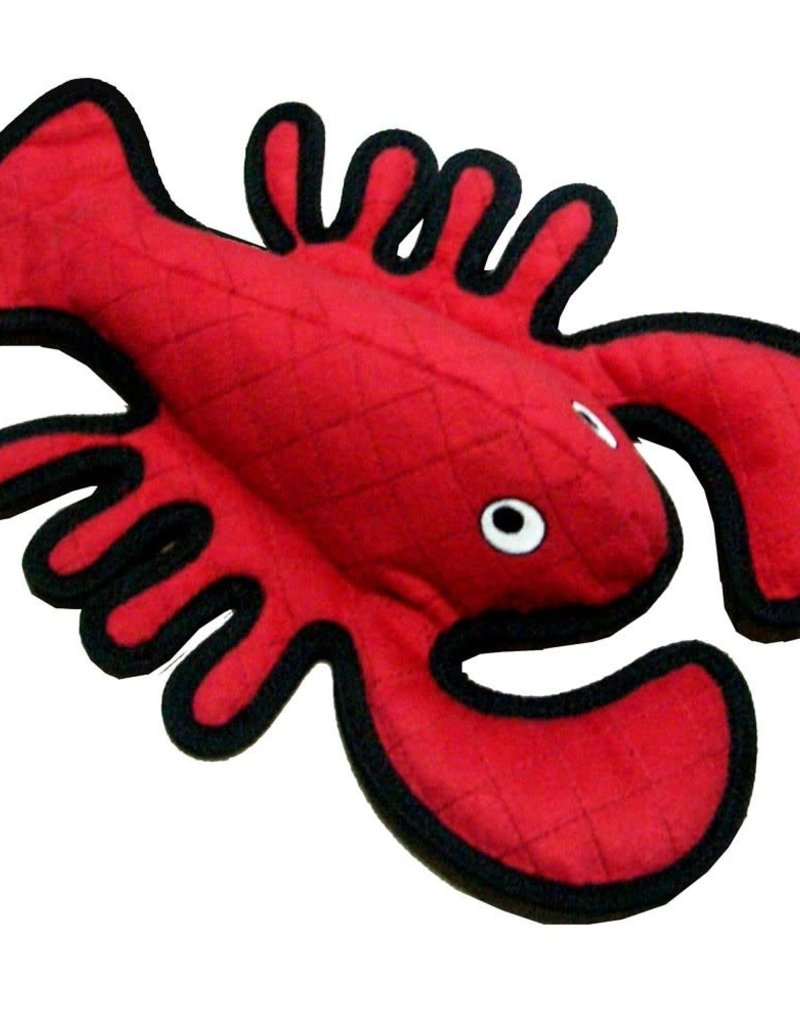 VIP Products VIP Tuffy Larry the Lobster Dog Toy