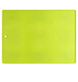 Dexas International POPWARE Grippmat Lrg Green