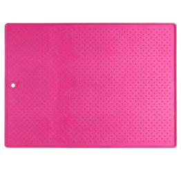Dexas International POPWARE Grippmat Lrg Pink