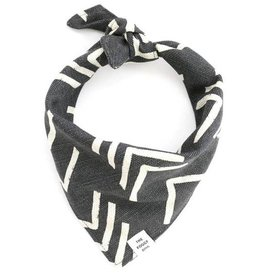 The Foggy Dog FOGGYDOG Bandana Mod Mud Black