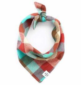 The Foggy Dog FOGGYDOG Bandana Taos Flannel