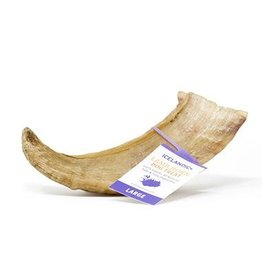Icelandic Plus Icelandic Plus Lamb Horn Dog Chew