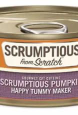 Scrumptious SCRUMPTIOUS Pumpkin Puree Can 2.8oz