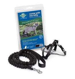 Petsafe PETSAFE CWM Kitty Harness & Leash Black