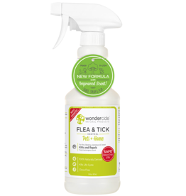 WONDERCIDE Flea & Tick Spray Lemongrass