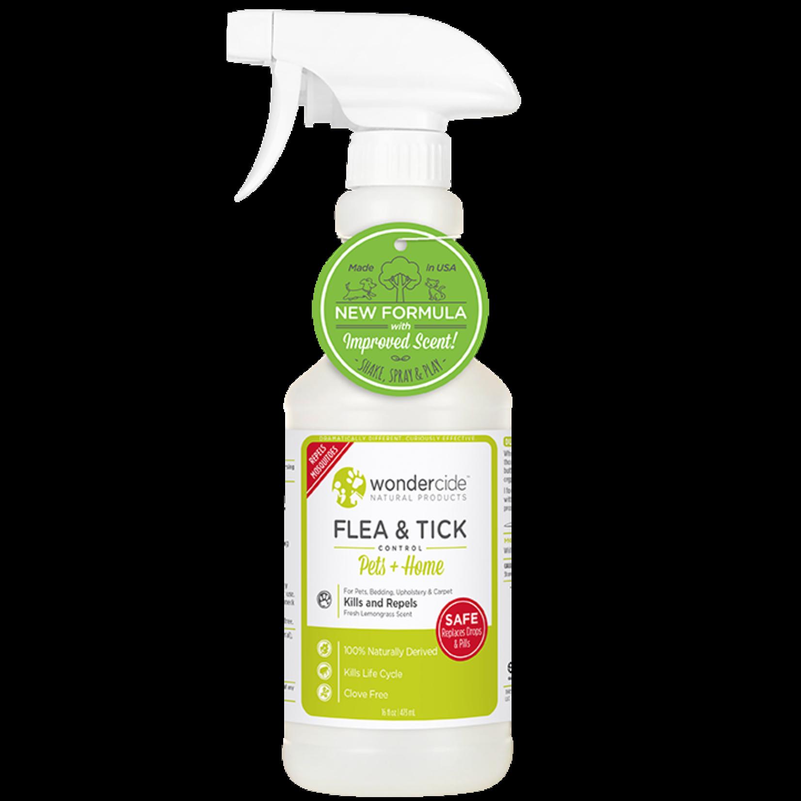 Wondercide WONDERCIDE Flea & Tick Spray Lemongrass