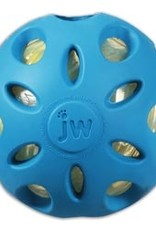 Petmate JWP Crackle Heads Ball Dog