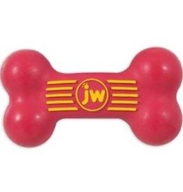 Petmate JWP Isqueak Bone Dog Toy