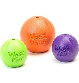 West Paw WESTPAW Rando Ball Dog Toy