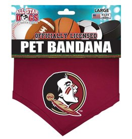 All Star Dogs ALL STAR DOGS FSU Bandana