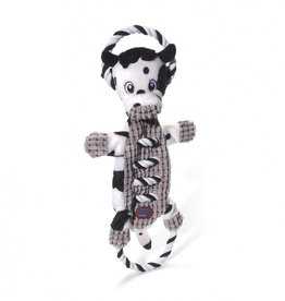 Charming Pet CHARMING Ropes a go go Cow Dog Toy