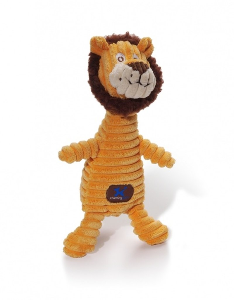 Charming Pet CHARMING Squiggles Lion Dog Toy