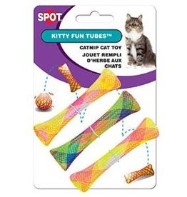 Ethical Products ETHICAL Kitty Fun Tubes Toy 3pk Cat