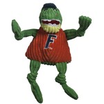 Hugglehounds HH Knotties Collegiate UF Toy Dog Lg