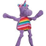Hugglehounds HH Rainbow Knotties Unicorn Wee