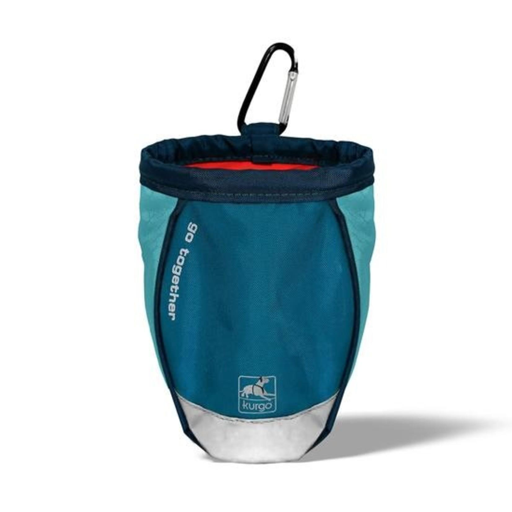Kurgo Kurgo Go Stuff It Training Treat Bag Blue