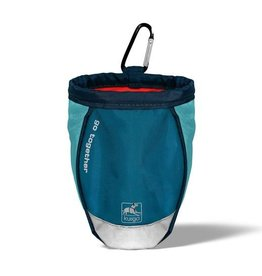 Kurgo KURGO Go Stuff It Training Treat Bag Blue