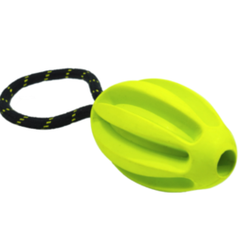 Olly Dog OLLY Dart Rubber Throw Lime