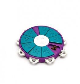 Outward Hound OUTWARD HOUND Purple Twister Puzzle Dog