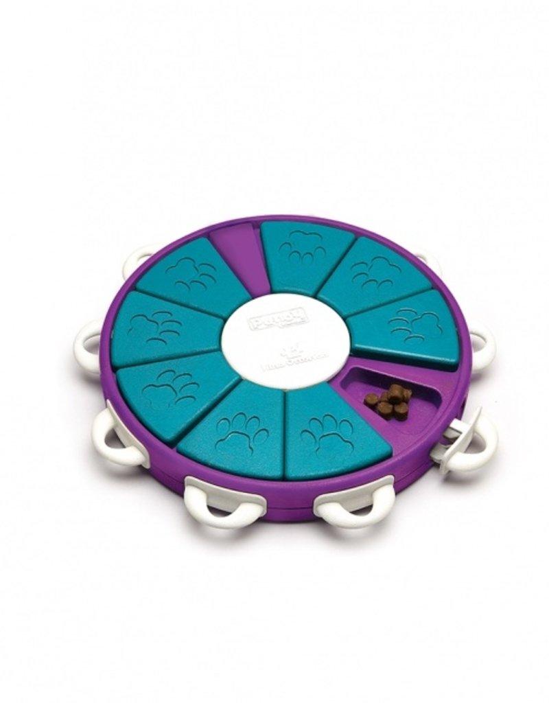 Outward Hound Outward Hound Purple Twister Dog Puzzle