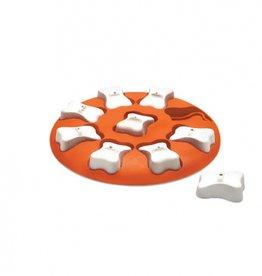 Outward Hound OUTWARD HOUND Dog Smart Level 1 Puzzle Orange