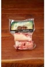 """Tucker's TUCKER'S Frozen Raw Bones Bison 4"""" 2pk"""
