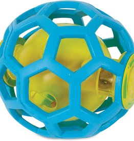 Petmate JACKSON GALAXY Holey Treat Ball Toy Cat