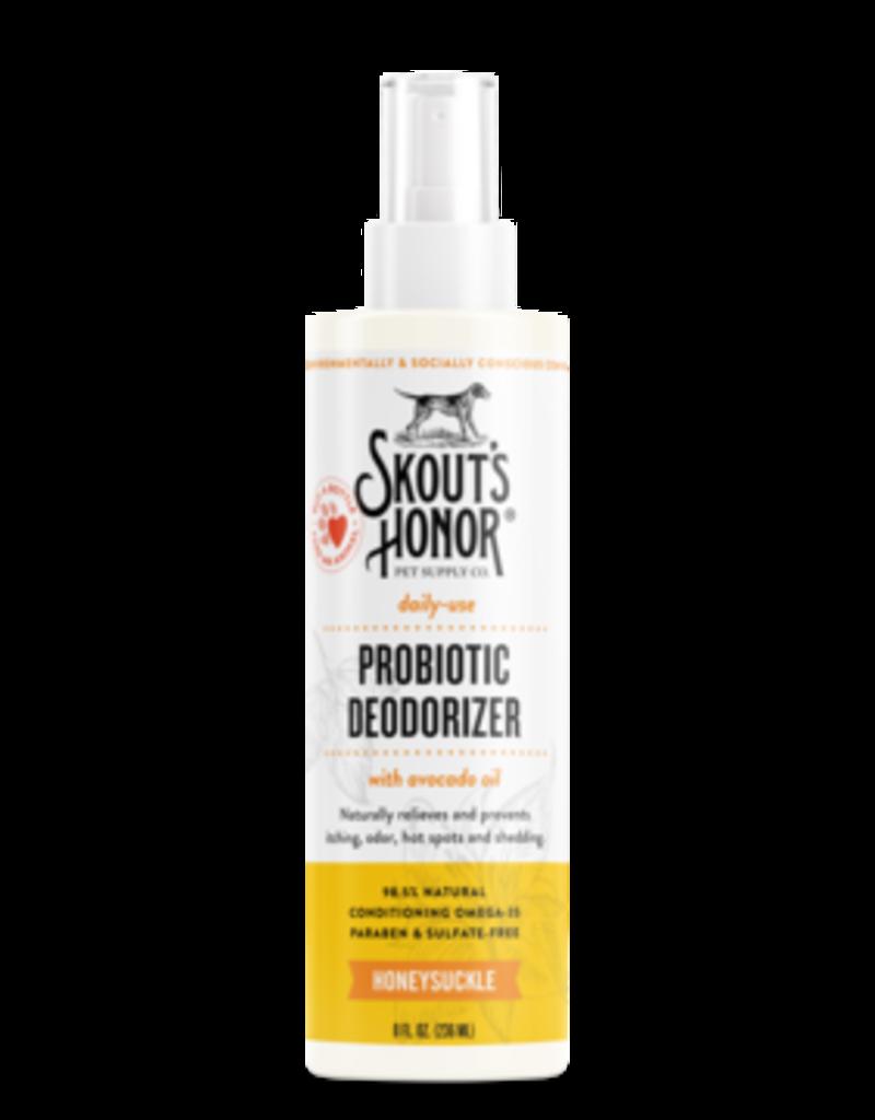 Skouts Honor SKOUTS Probiotic Deodorizer Honeysuckle 8oz