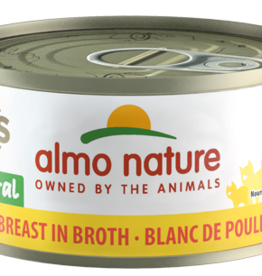 Almo Nature ALMO NATURE Chicken in Broth Canned Cat Food 2.47oz