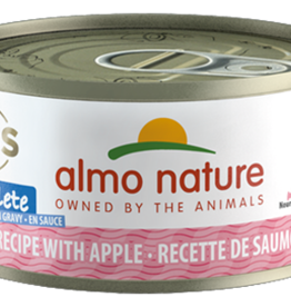 Almo Nature ALMO NATURE Salmon with Apple Canned Cat Food 2.47oz