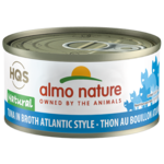Almo Nature ALMO NATURE Tuna in Broth Canned Cat Food 2.47oz