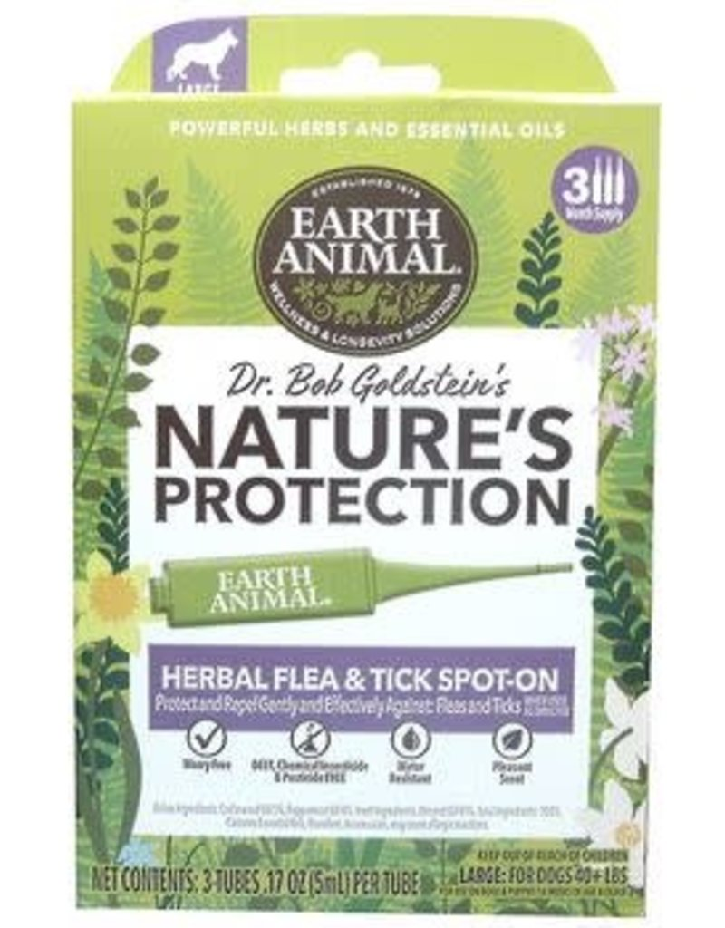 Earth Animal Earth Animal Flea & Tick Spot-On Dog 3pk