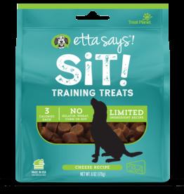 Etta Says Etta Says! Sit Cheese Dog Training Treats 6oz