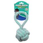 Mammoth MAMMOTH Flossy Chew Extra Fresh Monkey Fist MD Dog Toy
