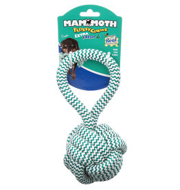 Mammoth MAMMOTH Flossy Chew Extra Fresh Monkey Fist MD Dog Toy