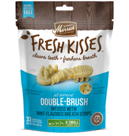 Merrick MERRICK Fresh Kisses Mint Dental Dog Treats