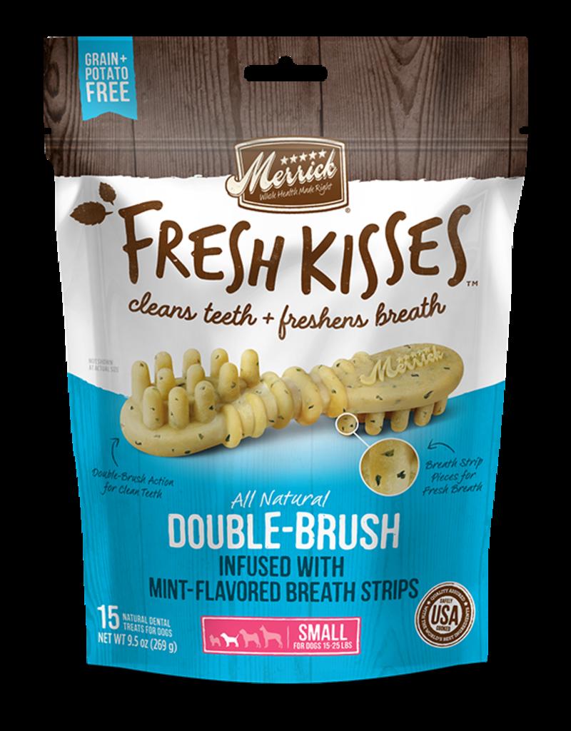 Merrick Merrick Fresh Kisses Mint Dental Dog Treats