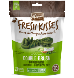 Merrick MERRICK Fresh Kisses Coconut Dental Dog Treats