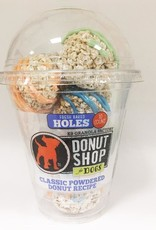 K9 Granola Factory K9 Granola Factory Donut Holes Powdered Sugar & Yogurt 10ct Dog Treats