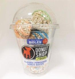 K9 Granola Factory K9 Granola Factory Donut Holes Powdered Sugar & Yogurt 10ct Dog Treats