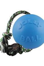 "Jolly Pets JOLLY Romp N Roll Dog Blueberry 4.5"""
