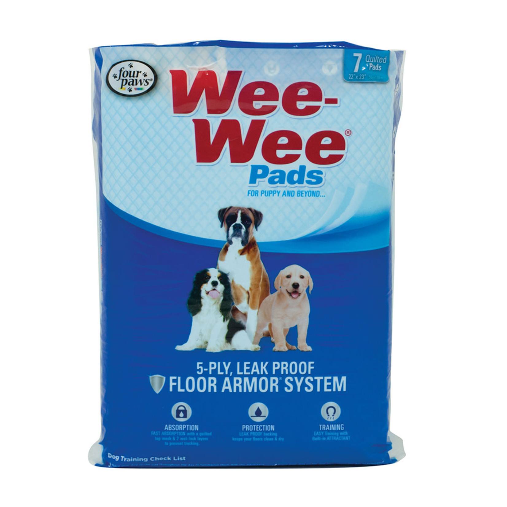 Four Paws Four Paws Wee Wee Pads 50pk