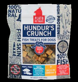 Plato Pet Treats PLATO Hundur's Crunch Jerky Minis Dog 3.5oz