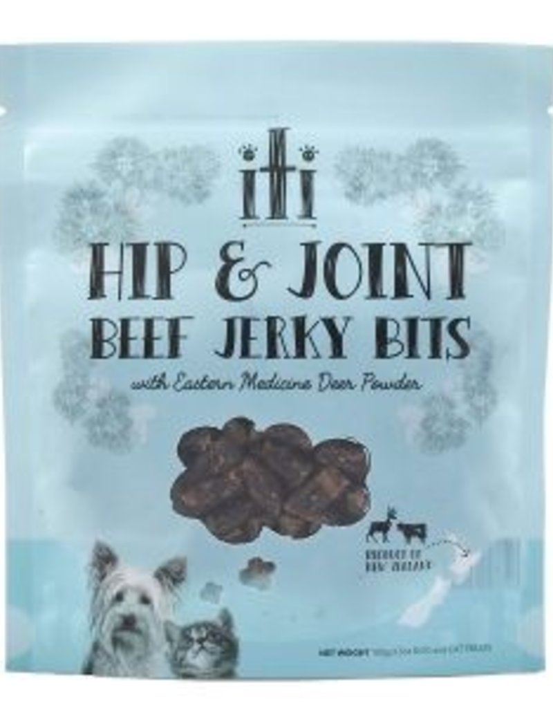 Real Meat Real Meat Iti Air Dried Hip & Joint Beef Dog Treat  3.5oz